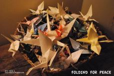 Panier de Grue - Folding for peace